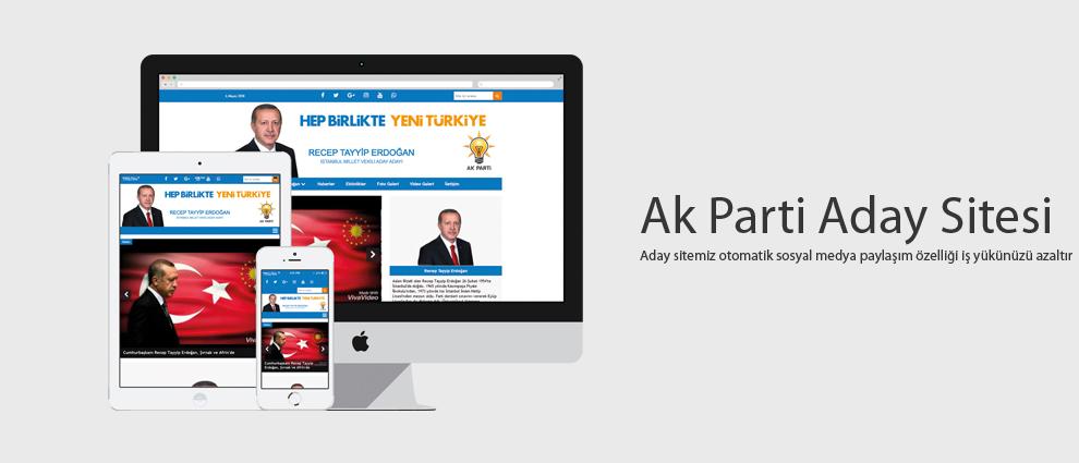 Ak Parti Aday Sitesi