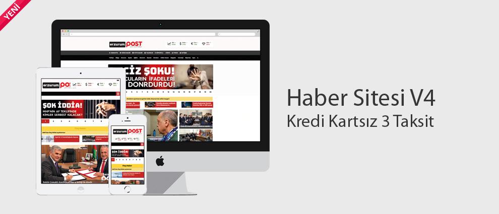 Haber Sitesi Kredi Kartsız 3 Taksit